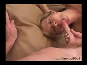 Pretty Blonde Milf POV