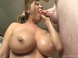 KD Stepmom Sloppy BJ
