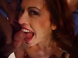 Donita Dunes Steps Into The Ring - GANGBANG / BUKKAKE [XP]