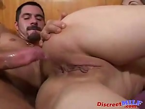Stepson Wake Up Mom For Morning Sex
