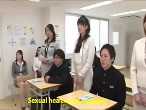 Japan video 18+ Mother Son after school lesson 1 (Movies Adult)
