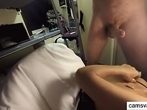 Hot step daughter fucked
