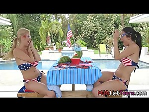 Lick That Starring Lesbos Alexis Deen, Alexis Fawx