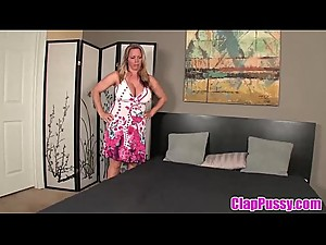 Stepmom &_ Stepson Affair 74 (intrusive Stepmom) - ClapPussy.com