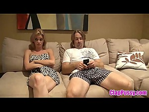 Stepmom &_ Stepson Affair 28  - more on ClapPussy.com