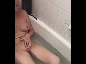 blonde milf step mom cumshot