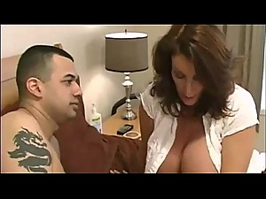 Stepmom &_ Not her Stepson Affair 30 - ClapPussy.com
