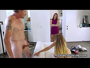 Mom Catches Dad Fucking Step Daughter - Full at FamilyStroking.com