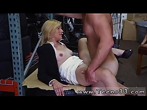 Russian step mom blowjob Hot Milf Banged At The PawnSHop