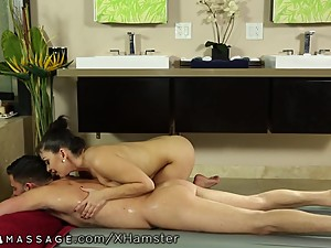 NuruMassage New Stepmom Tastes NOT her son